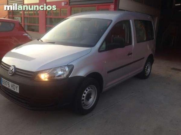 VOLKSWAGEN - CADDY MODERNA MIXTA