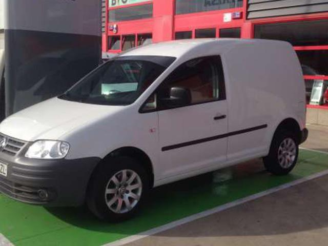VOLKSWAGEN - CADDY 4X4